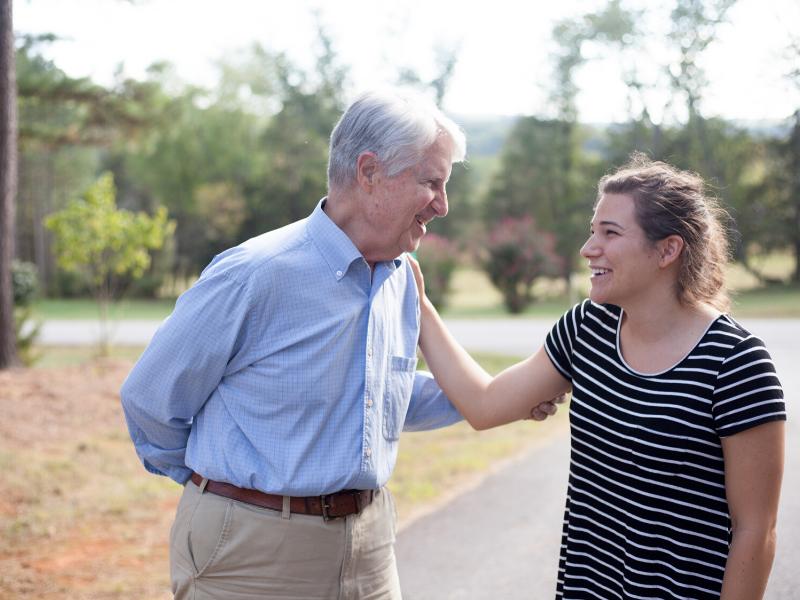 Qualities of a Caregiver