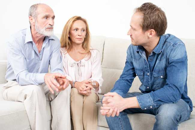 Coping With Demanding Elderly Parents