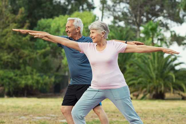 Core Exercises For Older Adults of All Ability Levels